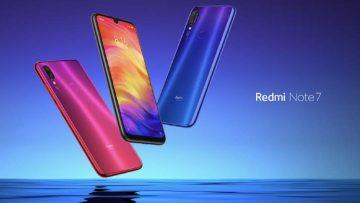 Xiaomi Redmi Note 7 uskoro dostupan!